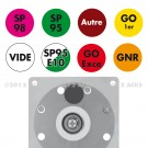 """Signalisateur ROLLINDEX Standard TOTAL """"Platinum"""""""