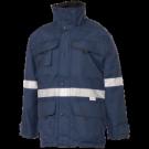 Parka BARCELONA Unie Multirisque Fr-as, protection chimie et pluie répondant aux Normes ATEX
