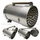 Pare-flamme gazier acier galvanisé type URG