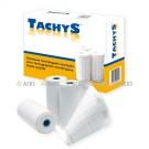 Kit de 3 rouleaux de papier thermique pour tachygraphe - La boîte de 3