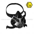 1/2 masque nez/bouche ATEX - Zone 0