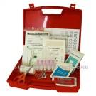 Coffret à pharmacie STD - Conditionnée dans un coffret rouge