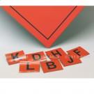 Plaquettes de classification magnétique 55 x 45 mm
