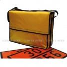 Sacoche Nylon tissé jaune pour panneaux 300 x 400