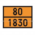 Panneau galva 300 x 400 embouti 80/1830