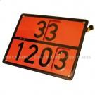 Panneau alternatif 30/1202 - 33/1203 à système rotatif - Format 300 x 400 mm